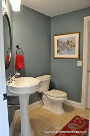 Benjamin Moore Bathroom Paint Ideas Guest Color Palette Jenny From Evolution Of Style