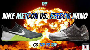 amazon black friday 2016 nike shoes nike metcon vs reebok nano shoes review garage gym reviews