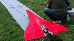 fastest model fastest rc turbine model jet in 727kmh 451mph flight