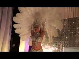 burlesque feather fans 1920s burlesque feather fan