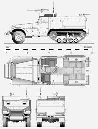 m2 half track car blueprint download free blueprint for 3d