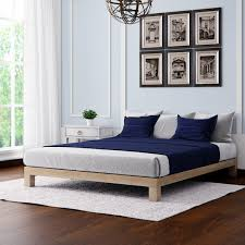 Overstock Platform Bed Motif Design Aura Deluxe Platform Bed Gold Free Shipping Today
