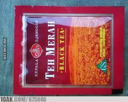 Teh Merah teh merah but wait 1cak for only