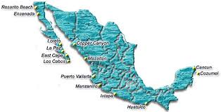 map of mexico resorts baja california tours travel baja motion tours mexico hotels