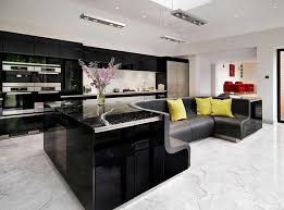 modern kitchen designs for apartments simple but chic modern