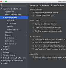 can u0027t find u0027android sdk u0027 on android studio preferences stack