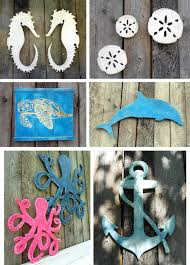 themed outdoor decor themed patio decor nautical wall hangings outdoor