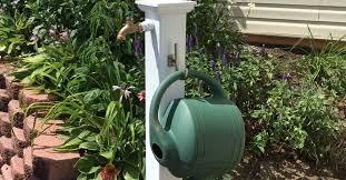 Hose Reel Solution For Yard And Garden Outdoor Faucet Extension Hose Extender Hometalk
