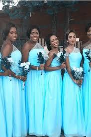 blue bridesmaid dresses light blue bridesmaid dresses on luulla