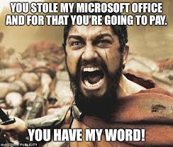 Microsoft Word Meme - image tagged in funny memes comedy microsoft word imgflip