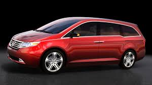 honda odyssey mpg 2010 honda previews odyssey minivan with a thinly disguised concept