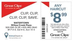 haircut specials at great clips great clips watertown