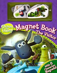 Sheep Home Decor Shaun The Sheep Magnet Book 9781405245982 Amazon Com Books Loversiq