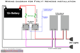 fyrlyt vs nemesis led215 project wiring diagram wiring diagram