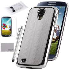 amazon black friday phone cases galaxy s4 case ulak silver luxury aluminum chrome hard case for