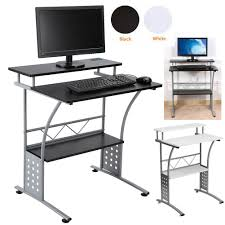 Modern Small Computer Desk by Modern Small Computer Desk Home Office Corner Pc Laptop