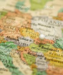 Central Europe Map by Map Of Central Europe With Austriahungaryitalygermanyslovakia