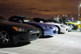 jdm car meet life cold meet life the s2k and the ant
