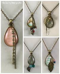 necklace charm diy images How to make a charm necklace la necklace jpg
