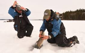 a secret way to catch the heavyweights of winter in ontario