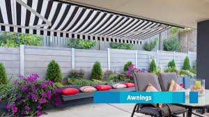 Fabric Awnings Brisbane Franklyn Blinds Awnings Security Brisbane North And South Youtube