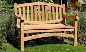 Engraved Garden Benches 2 Seat Marden Garden Bench Garden Benches