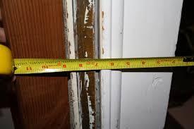 Installing Exterior Door Jamb Exterior Door Install In Concrete Foundation Remodeling Diy