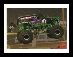 grave digger monster truck poster grave digger monster truck art prints posters picturestore