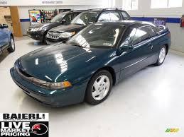 subaru svx blue 1995 polo green pearl metallic subaru svx l awd 49565664