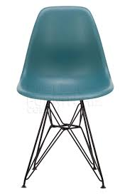 replica eames chairs with black steel legs
