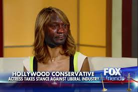 Stacey Meme - stacey dash fox news crying michael jordan know your meme