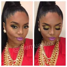 atlanta makeup classes and hip hop atlanta reunion official rasheeda makeup tutorial