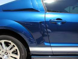 Automotive Paint Code Location Vista Blue Paint Match The Mustang Source Ford Mustang Forums