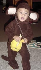 Halloween Monkey Costume Coolest Homemade Monkey Costumes Toddlers
