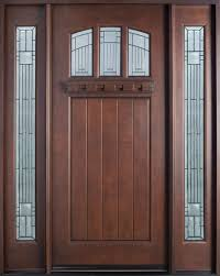 frosted glass front doors brown wooden door with frosted glass on the top placed on the