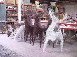 life size manzanita deer barrango inc