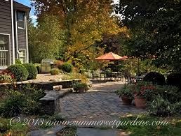 Pavers Patio Ideas Paver Patio Ideas Landscape Rustic With Back Yard Concrete Paver