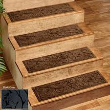 scroll impressions indoor stair tread set of 4
