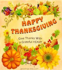 free thanksgiving greeting cards messages wishes