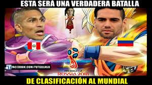 Memes De Peru Vs Colombia - per禳 vs colombia divertidos memes calientan la antesala del
