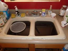 water coming up from sink kitchen sink clog broke galv cleanout off terry love