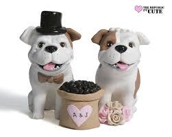 dog cake toppers dog cake toppers handmade wedding marketplace emmaline