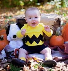 Charlie Brown Costume No Sew Diy Charlie Brown Baby Costume Primary Com
