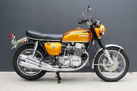 sold honda cb 750 ki motorcycle auctions lot aj shannons