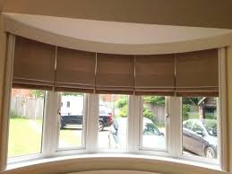 bow window roman blinds dors and windows decoration blinds for very large windows window treatments pinterest window window treatment ideas for large picture windows