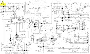 schematic for atx1523d power supply google search projects to