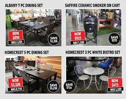 Outdoor Furniture On Sale Clearance by Outdoor Furniture Clearance Sale