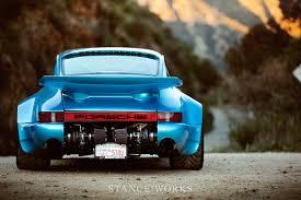 porsche 911 turbo 80s stance works bisimoto u0027s 800whp watercooled porsche 930
