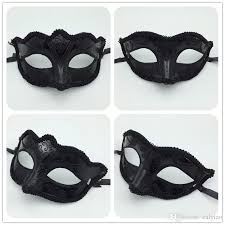 masquerade party masks black mask half masquerade party masks fancy dress costume