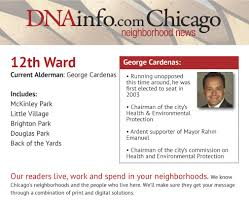 12th ward chicago map where s my ward who s running for alderman our chicago election